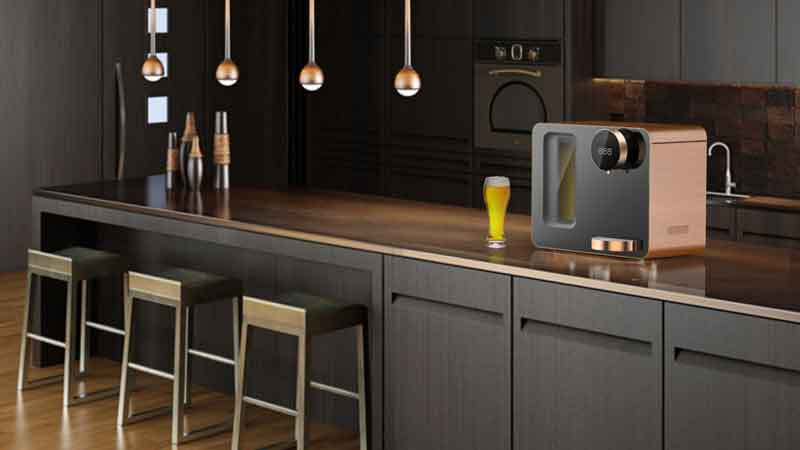 artbrew prepares to launch as the worlds newest smartest beer brewing appliance 2 11